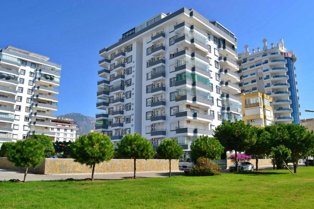 Alanya properties for sale