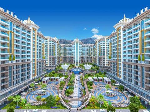 New Properties in Alanya