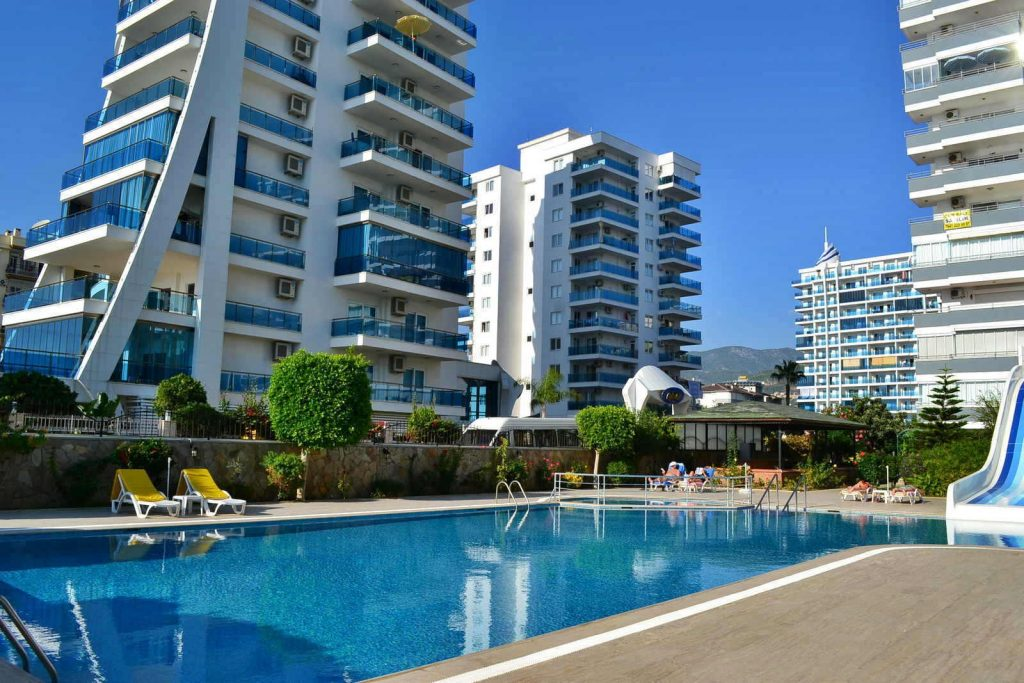 Flats & Houses For Sale in Antalya