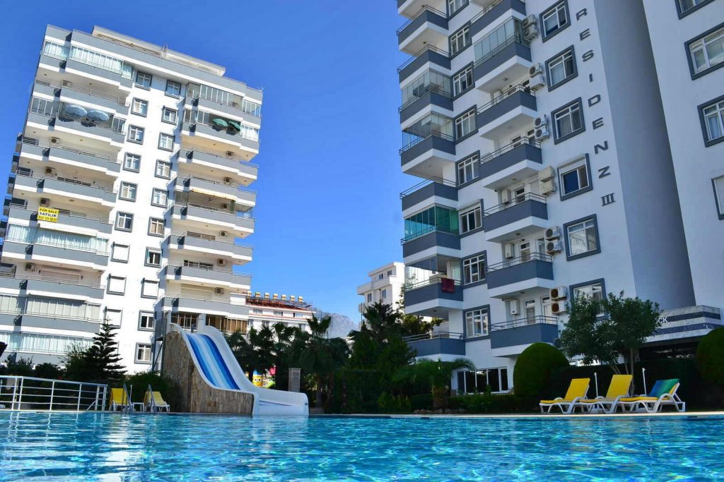 Flats & Houses For Sale in Turkey