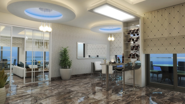 apartments for sale in alanya ( SeaSide )